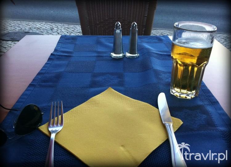 W oczekiwaniu na obiad...