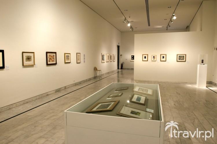 Wczesne lata wystawa malarstwa hiszpańskiego malarza Pabla Picassa w Muzeum Picassa w Barcelona, Hiszpania