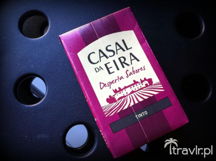 Wino w kartonie z Pingo Doce
