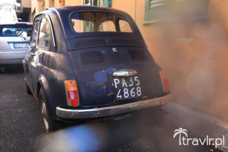 Wizyty we Włoszech zawsze nastrajają mnie pozytywnie do włoskiej motoryzacji...