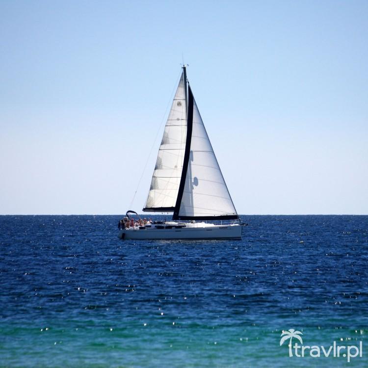 Yacht w Lagos