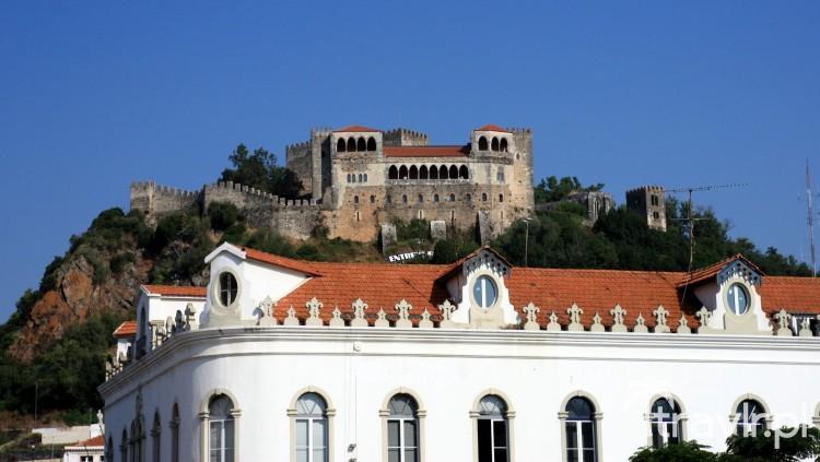 Zamek w Leiria